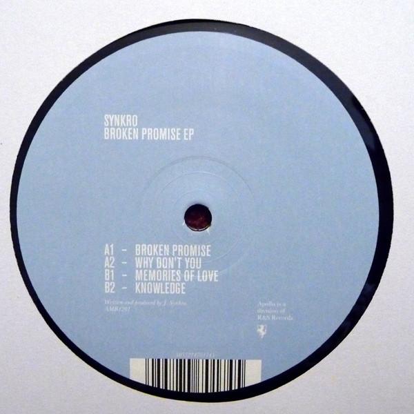 "Synkro/BROKEN PROMISE EP 12"""
