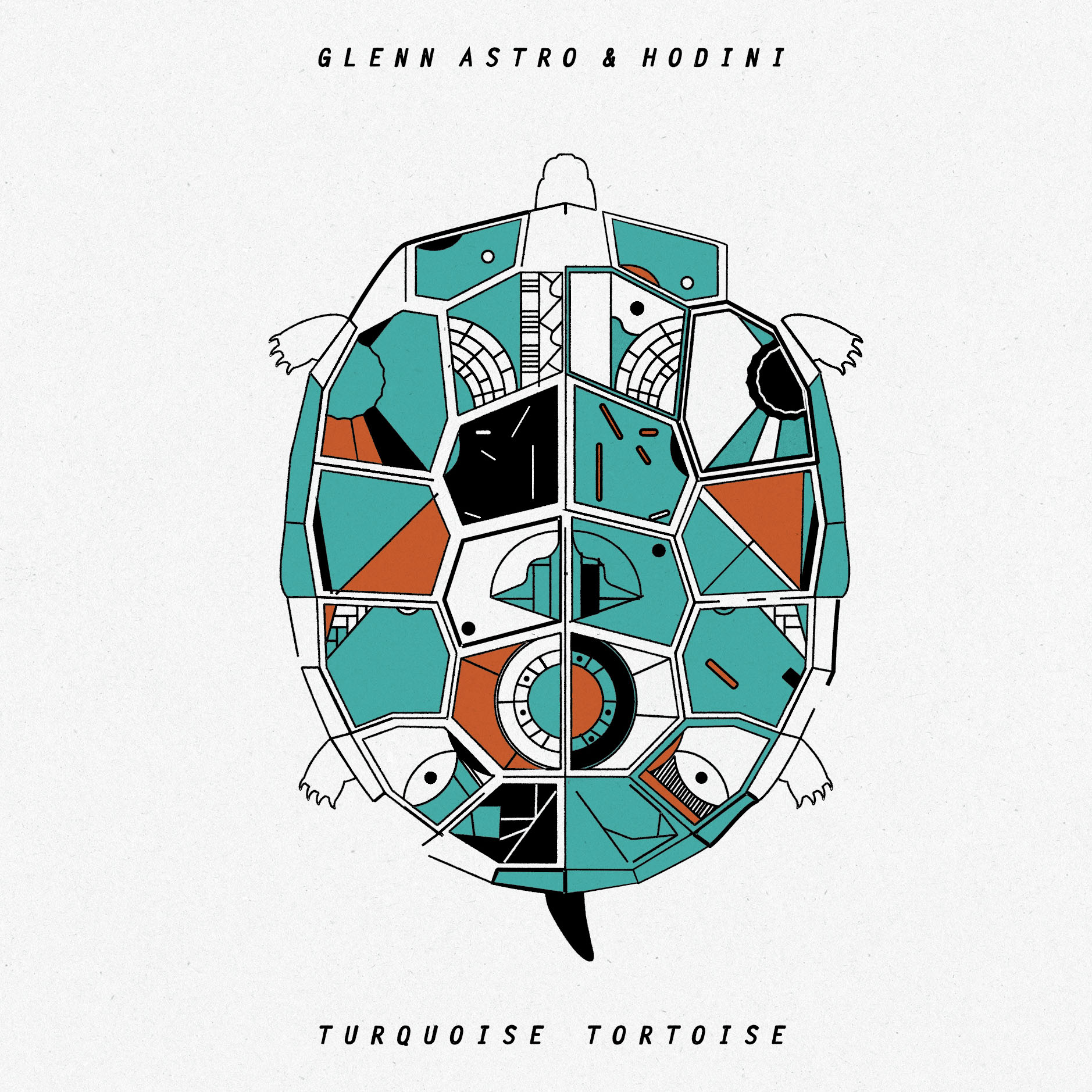 Glenn Astro & Hodini/TURQUOISE... LP