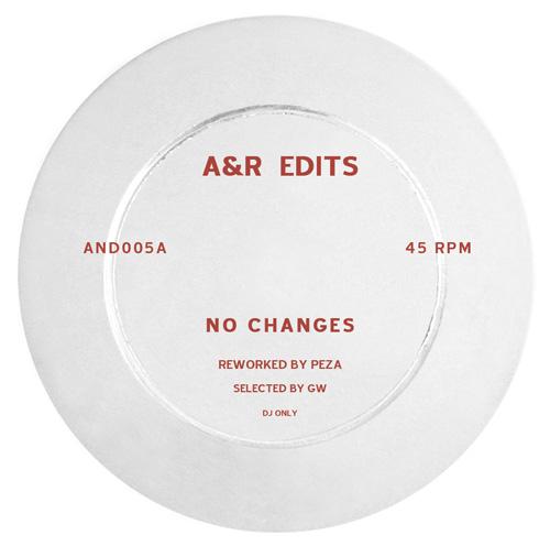 """A&R Edits/VOLUME 5-PEZA 12"""""""