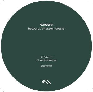 "Ashworth/REBOUND & WHATEVER WEATHER 12"""