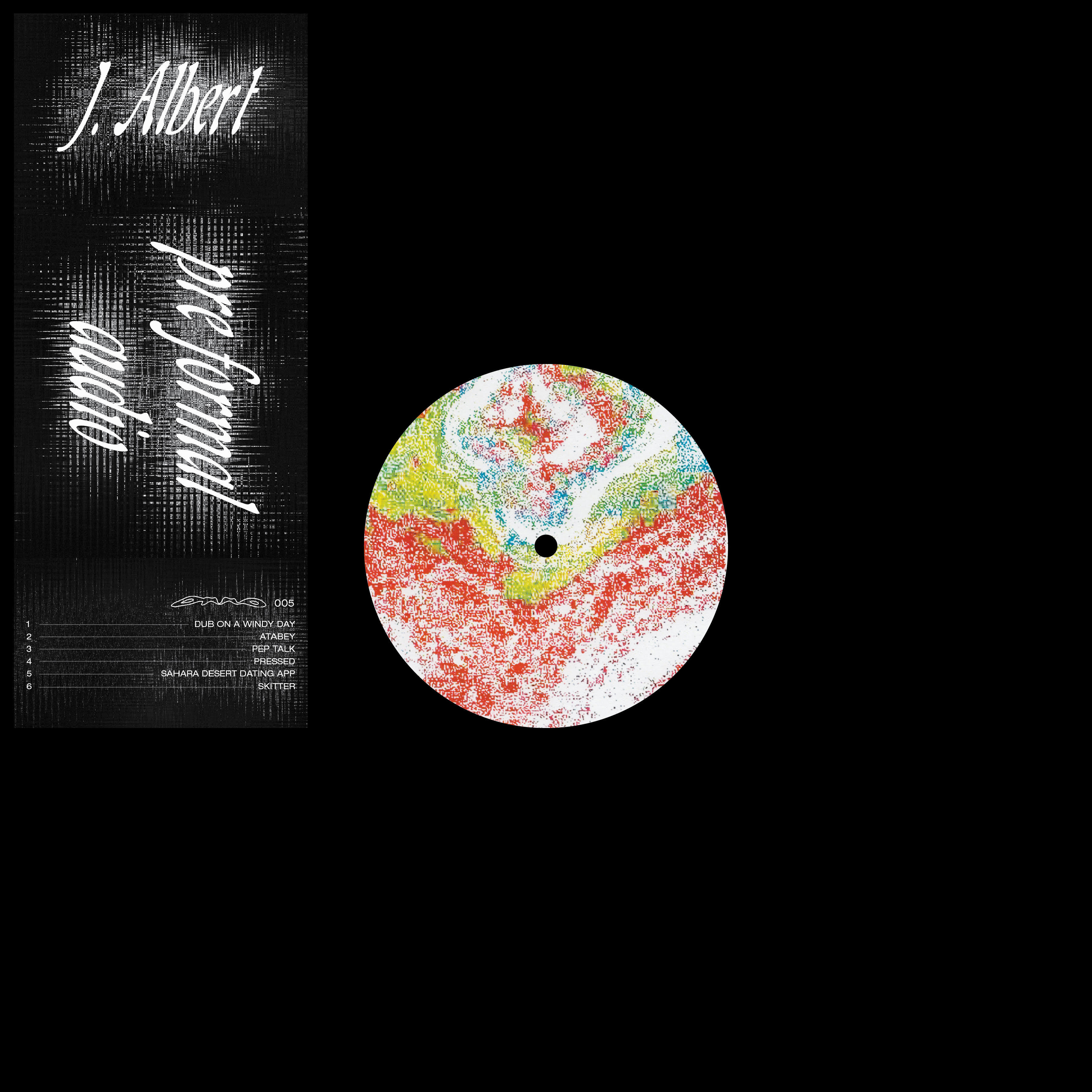 J. Albert/PRE FORMAL AUDIO EP 12""