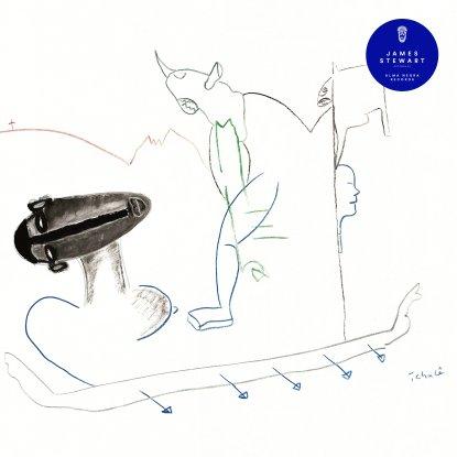 """James Stewart/COTOUNOU EP 12"""""""