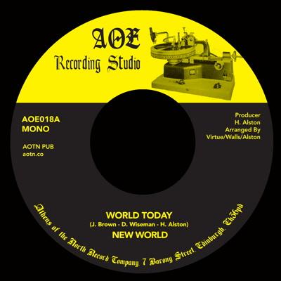 "New World/WORLD TODAY 7"""