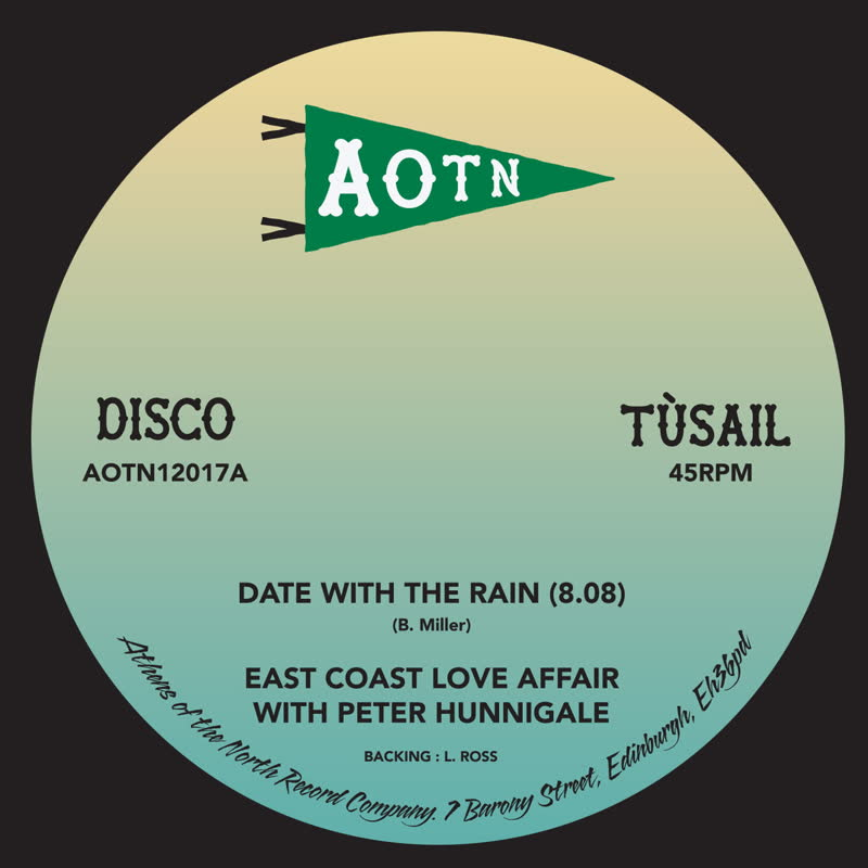 "East Coast Love Affair/DATE WITH... 12"""