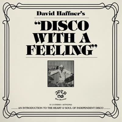 Various/DISCO WITH A FEELING LP