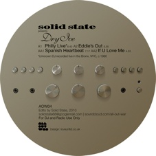 """Solid State/DRY ICE EP 12"""""""
