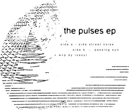 Losoul/THE PULSES EP 12""