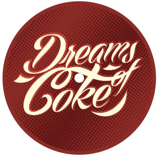 """Funkineven/DREAMS OF COKE 12"""""""