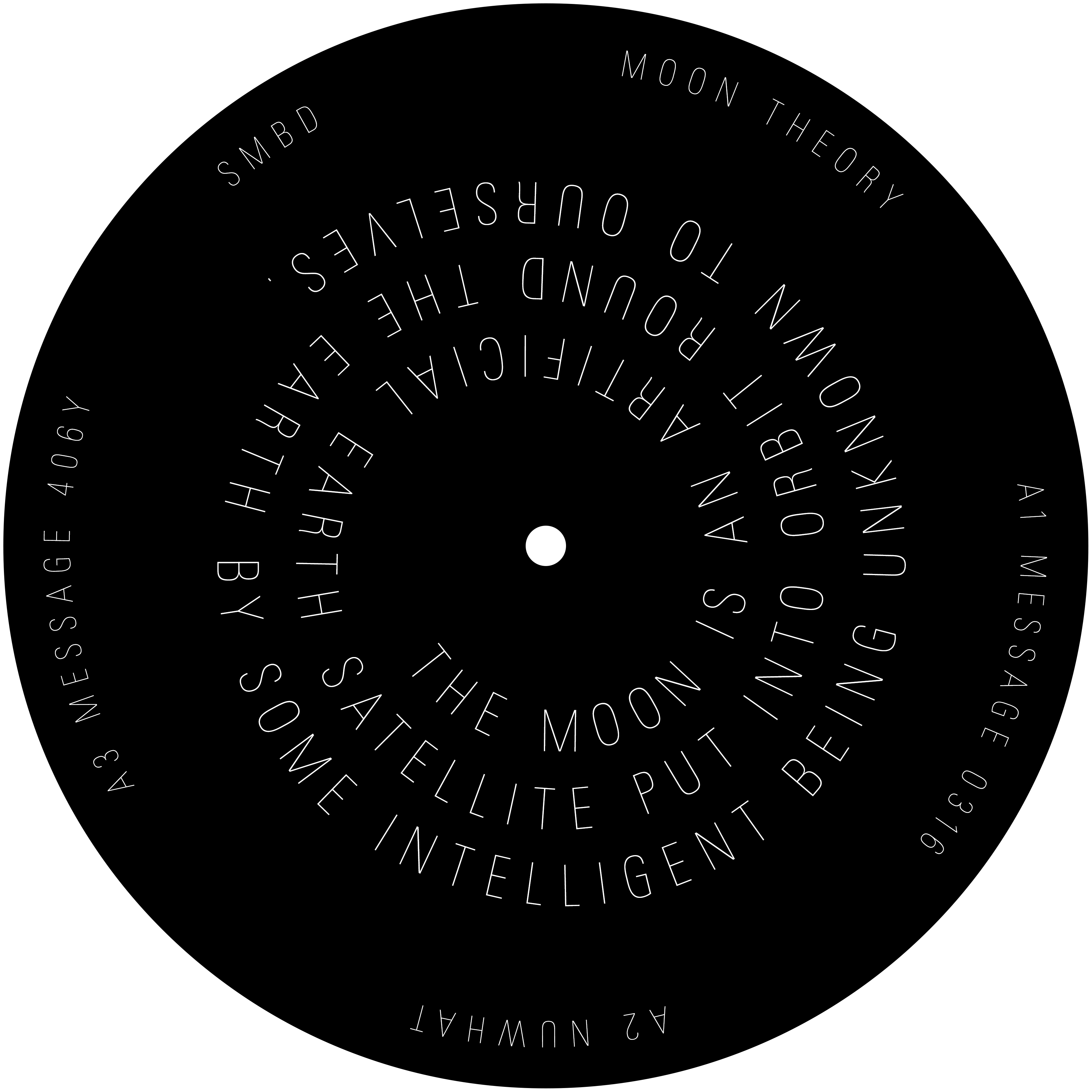 SMBD/MOON THEORY EP 12""