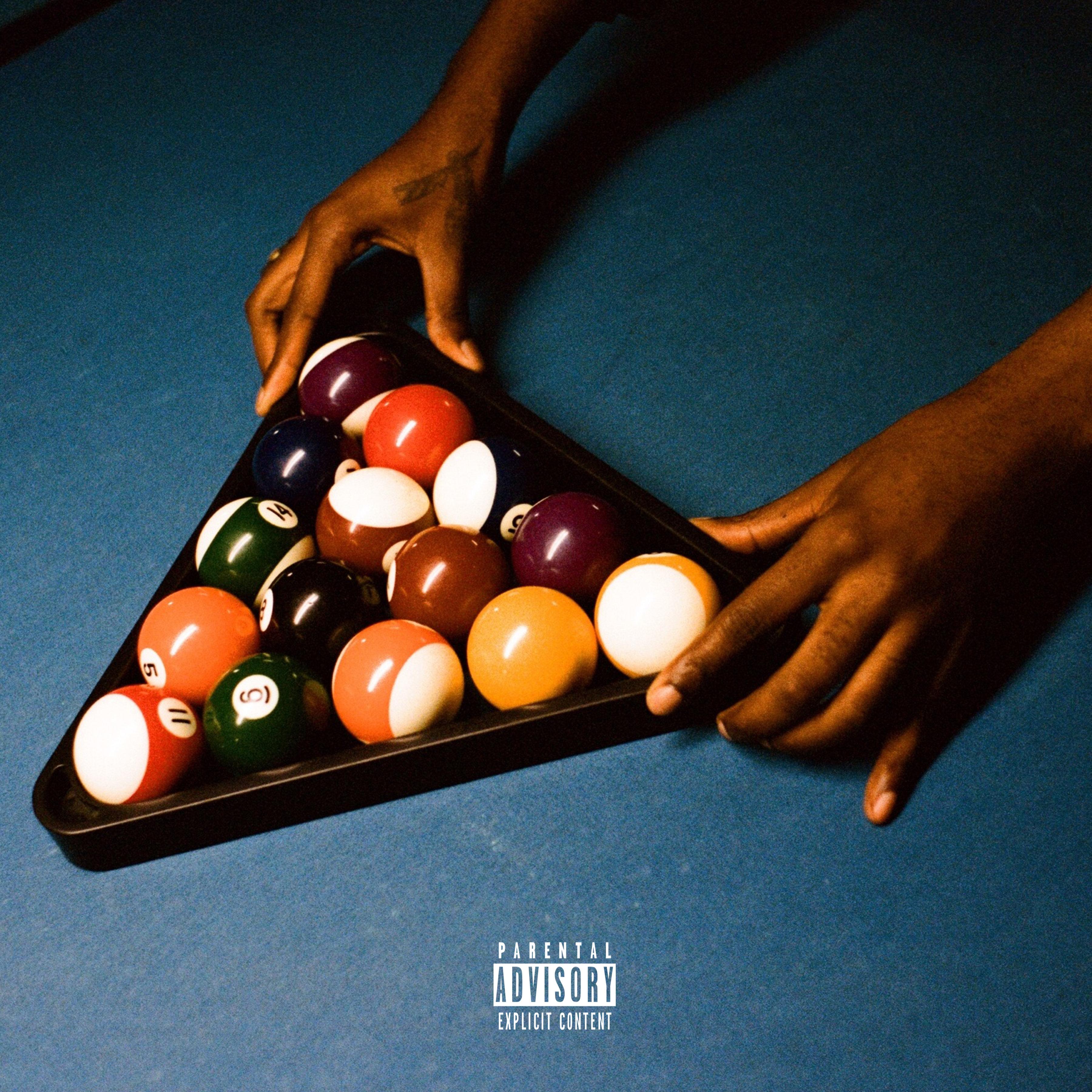 """Steven Julien/8 BALL EP 12"""""""