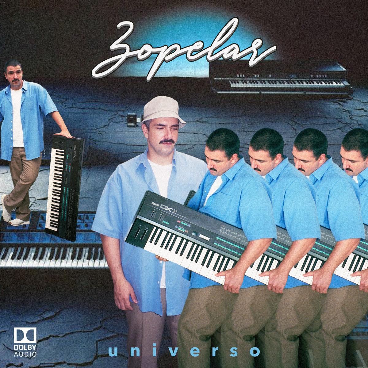 Zopelar/UNIVERSO LP