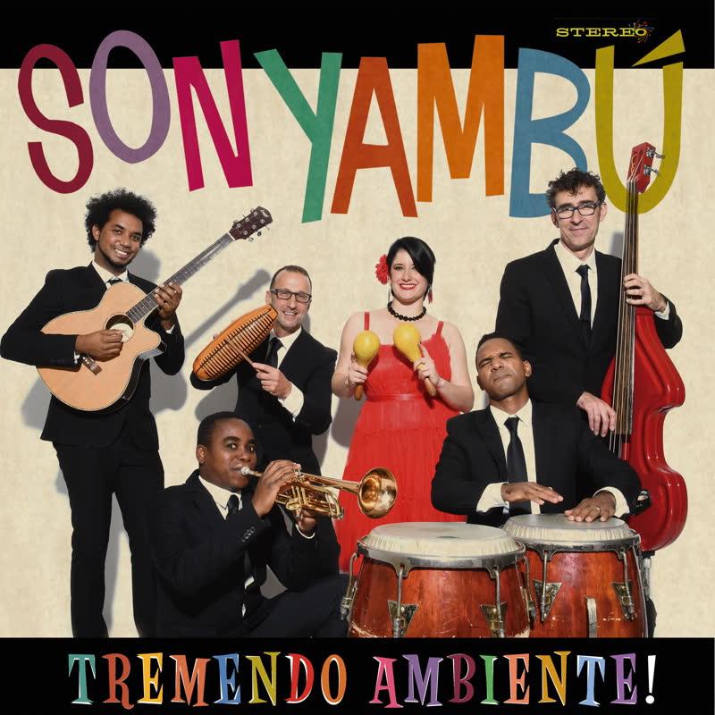 Son Yambu/TREMENDO AMBIENTE LP