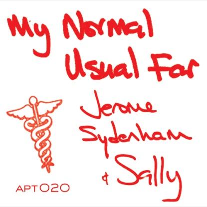 "Jerome Sydenham & Sally/MY NORMAL...12"""
