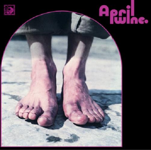 April Wine/APRIL WINE (PURPLE VINYL) LP