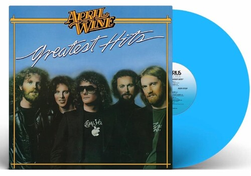 April Wine/GREATEST HITS (BLUE VINYL) LP