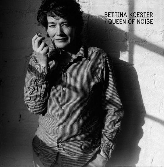 Bettina Koester/QUEEN OF NOISE  CD