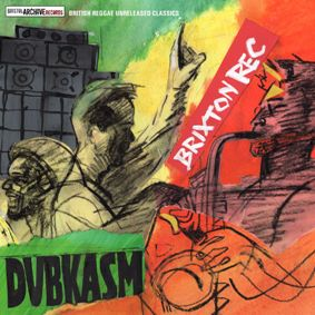 Dubkasm/BRIXTON REC CD