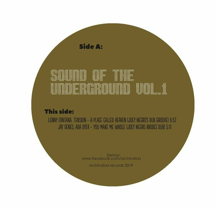 Various/SOUNDS OF THE... VOL. 1 12""