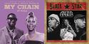 """Aretha Franklin/BLACK STAR & GUCCI 7"""""""