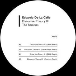 """Eduardo De La Calle/DT III: REMIXES 12"""""""