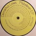 "Demarkus Lewis/MISBELIEVIN EP 12"""
