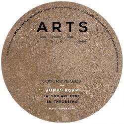 "Jonas Kopp/THROBBING EP 12"""