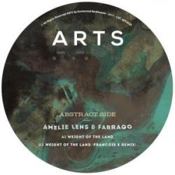 """Amelie Lens & Farrago/WEIGHT OF THE 12"""""""