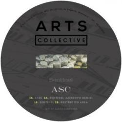 "ASC/SENTINEL 12"""