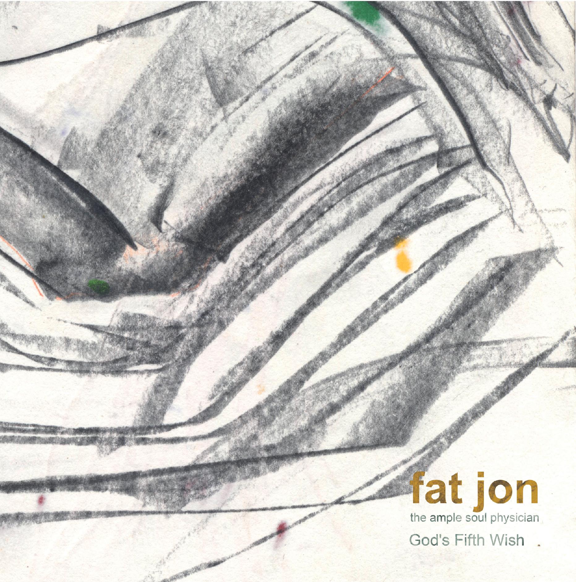 Fat Jon/GOD'S FIFTH WISH COLOR VINYL LP