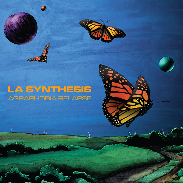 """L.A. Synthesis/AGRAPHOBIA RELAPSE D12"""""""