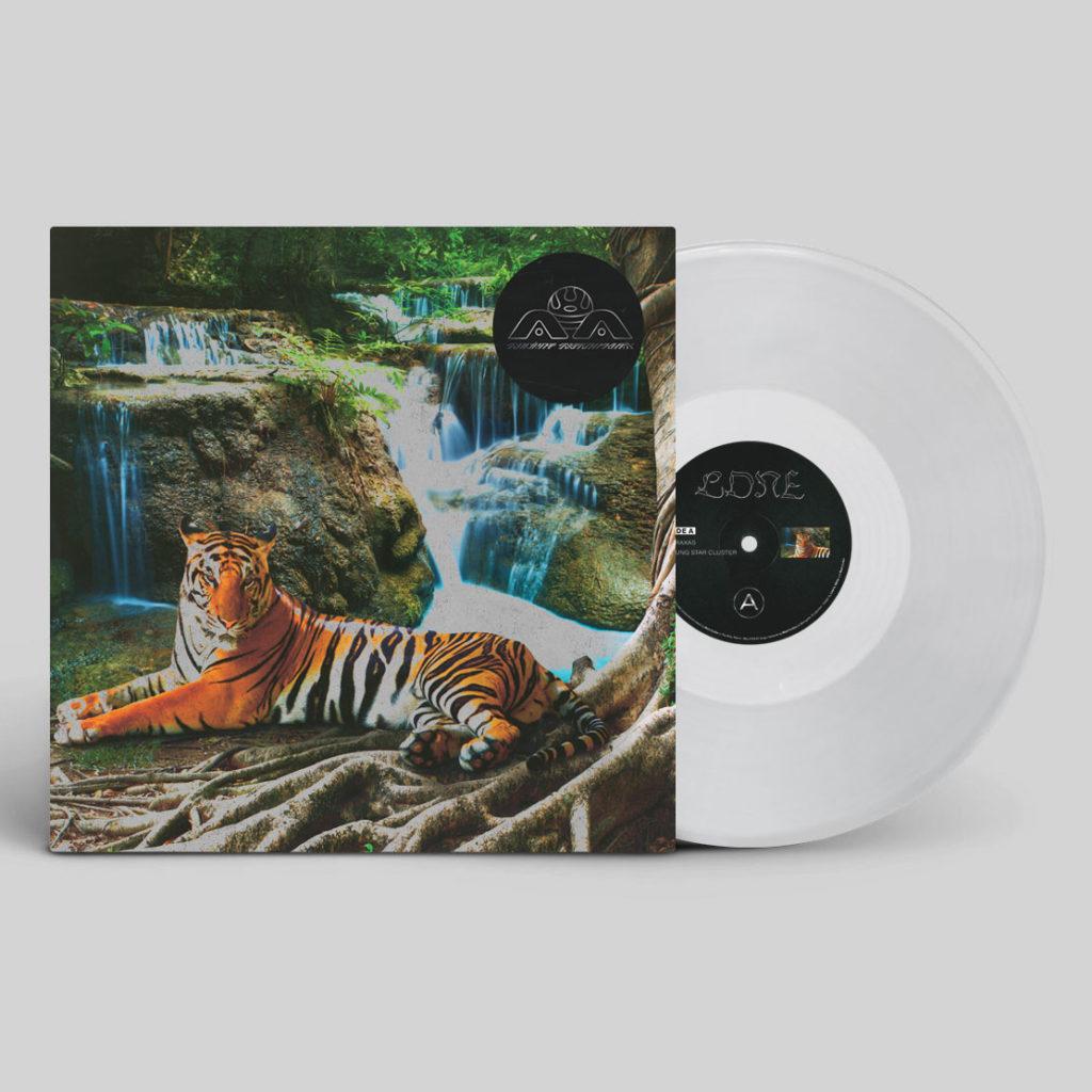 """Lone/ABRAXAS EP (CLEAR VINYL) 12"""""""