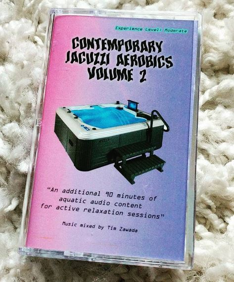 Tim Zawada/CONTEMPORARY JACUZZI #2 TAPE
