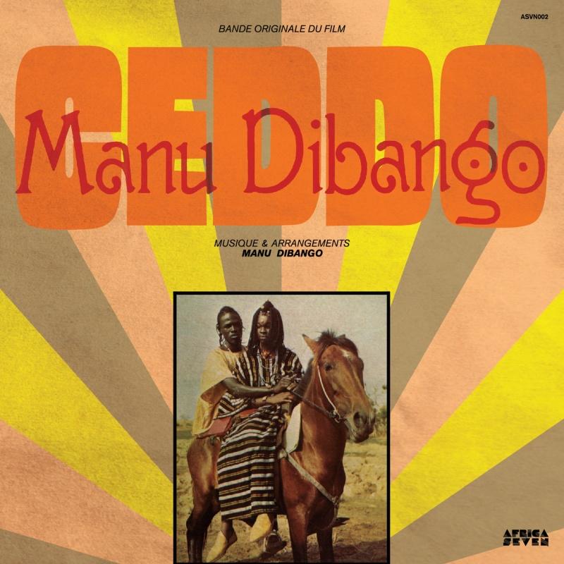 Manu Dibango/CEDDO OST (1977) CD