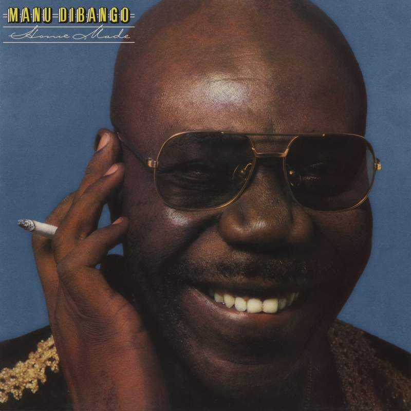Manu Dibango/HOME MADE CD