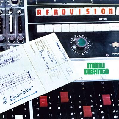 Manu Dibango/AFROVISION CD