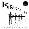 Kraftwerk/MINIMUM-MAXIMUM LIVE 4XLP