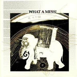 Pepe Bradock/WHAT A MESS! LP