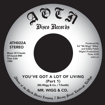 """Mr. Wigg & Co/YOU'VE GOT A LOT OF... 7"""""""