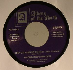 Second Re$surrection/KEEP ON... 7""