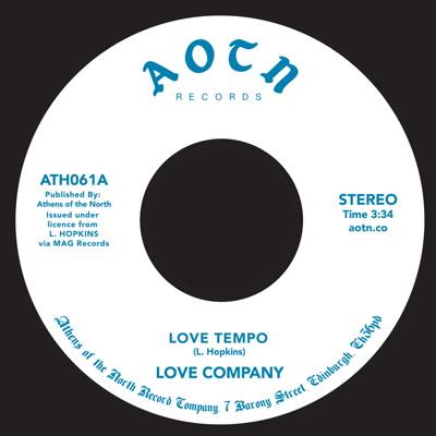 """Love Company/LOVE TEMPO 7"""""""