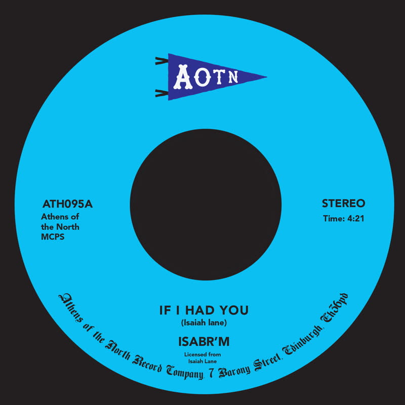 Isabr'm/IF I HAD YOU 7""