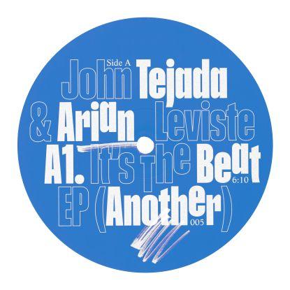 """John Tejada/IT'S THE BEAT 12"""""""