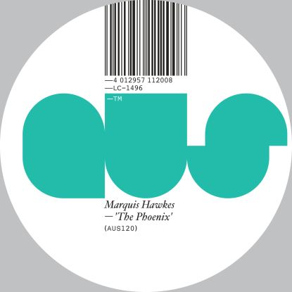 """Marquis Hawkes/THE PHOENIX 12"""""""