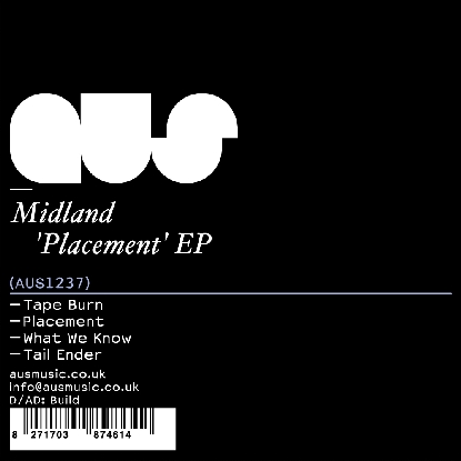 """Midland/PLACEMENT EP 12"""""""
