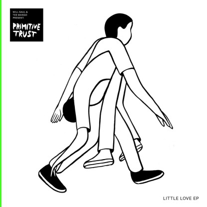 "Primitive Trust/LITTLE LOVE EP 12"""