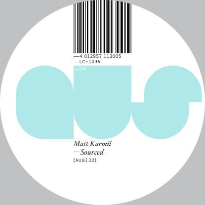"Matt Karmil/SOURCED EP 12"""