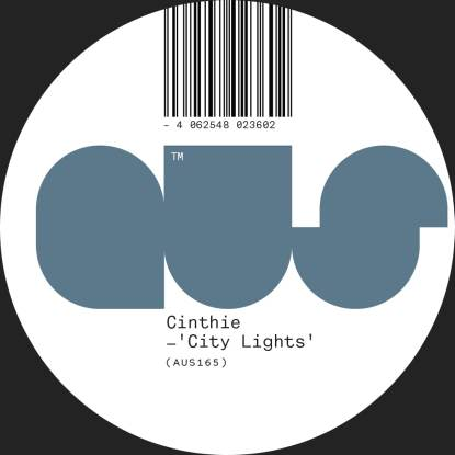Cinthie/CITY LIGHTS 12""