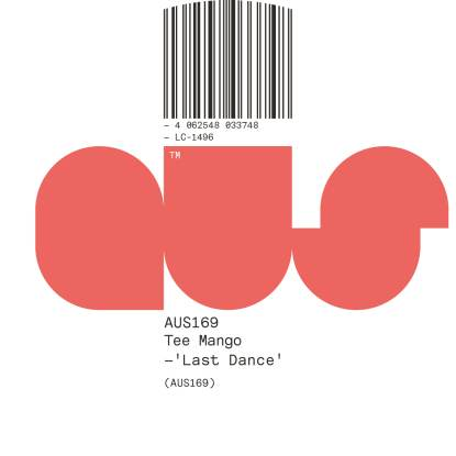 "Tee Mango/LAST DANCE 12"""
