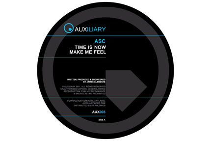 ASC/TIME IS NOW 12""
