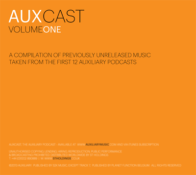 Various/AUXCAST VOL. ONE CD